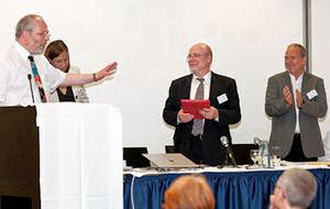 Verabschiedung Albrecht Stange (DGgKV)
